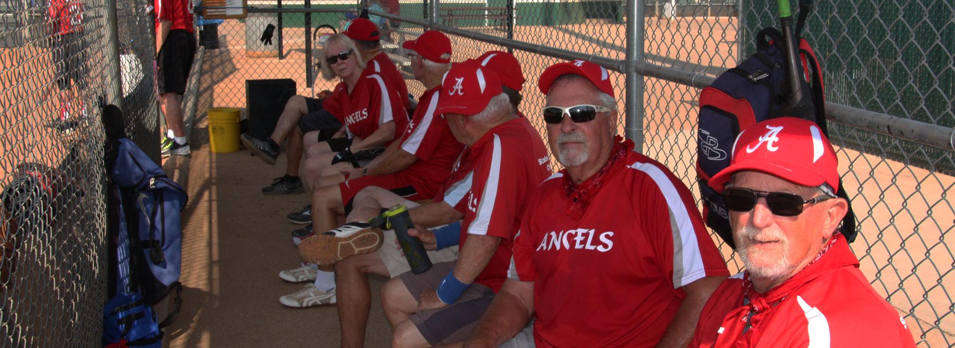 Welcome To The Metroplex Senior Citizens Softball Association!