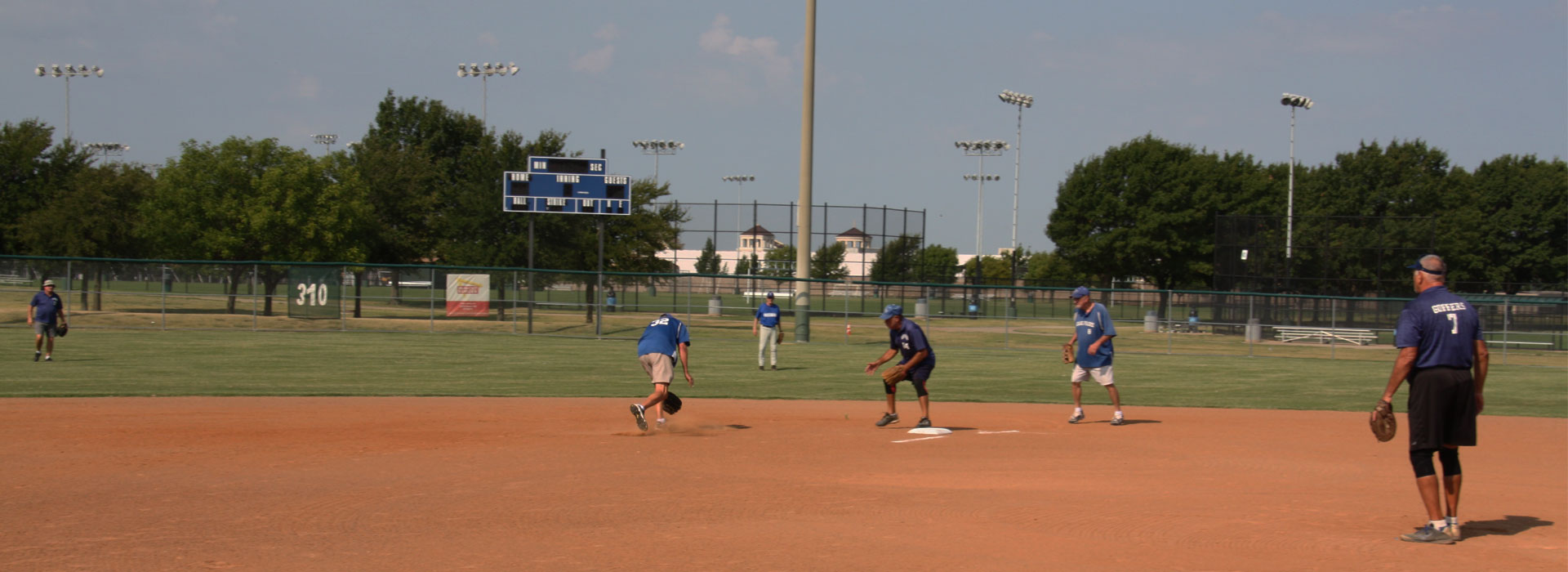 METROPLEX SENIOR CITIZENS<br \>SOFTBALL ASSOCIATION